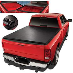 For 16-18 Tacoma 6Ft Short Bed Top Soft Vinyl Roll-Up Tonnea