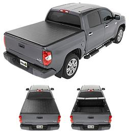 Bestop 18182-01 ZipRail Tonneau Cover for 2007-2018 Toyota T