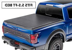 54475 revolution tonneau cover black