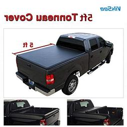 Viksee 5ft Tonneau Cover Assembly Fit 04-14 Chevy Colorado/G