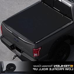 Stehlen 714937188211 Low Profile Roll Up Tonneau Cover - Bla