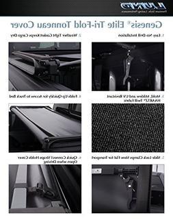 Lund 95892 Black Pearl Tri-Fold Tonneau