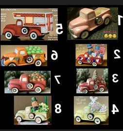 clay magic truck or truck w insert