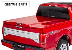 UnderCover Elite LX Painted One-Piece Truck Bed Tonneau Cove