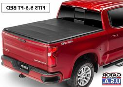Gator ETX Soft Tri-Fold Truck Bed Tonneau Cover | 59312 | Fi