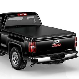 GM 22772364 Soft Roll-Up Tonneau Cover GMC Sierra 1500 5.8 F