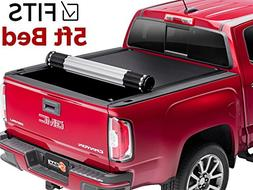 BAK Industries Hard Roll Up Tonneau Cover Matte Revolver X4