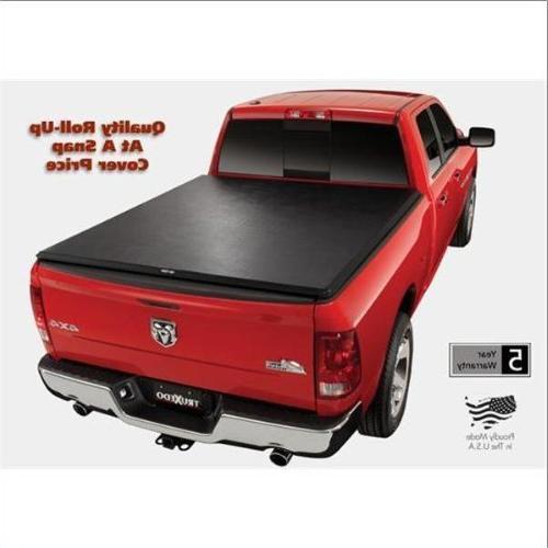 07-13 Silverado/Sierra 6.5Ft Bed Truxport Tonneau Cover W/Tr