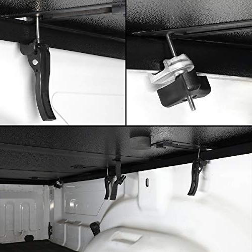 "For Canyon/Isuzu I350 5'3"" Bed FRP Hard Solid Tonneau"