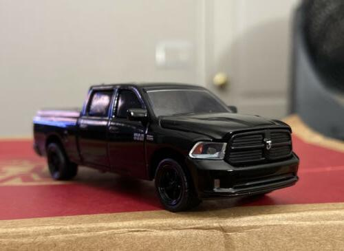 2014 Ram Blacked Out Undercover Police Unit