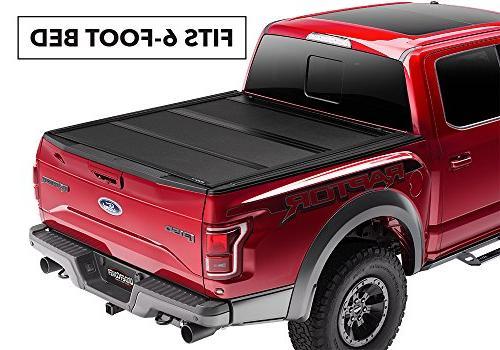 armorflex hard folding truck bed tonneau cover