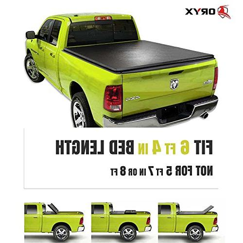 auto assembly soft tri fold tonneau cover