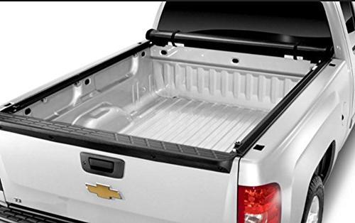 Autobotusa Black & Roll Bed Tonneau for 2002-2008 Regular/Crew Dodge 2500 3500 Pickup Truck ft Bed