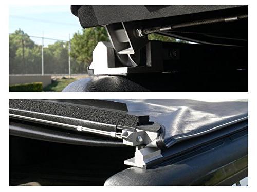 Autobotusa Black Roll Vinyl Truck 2009-2015 for Ram 1500/2500 / Cab 5.8 ft Short