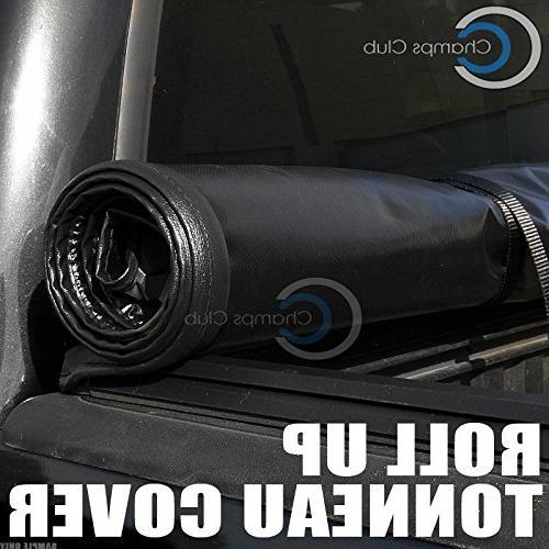 Autobotusa Black Lock Roll Up 2009-2015 1500/2500 3500 Quad/Crew Cab Fleetside 5.8 Short Bed