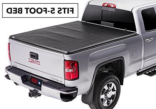 company 66112 soft tri fold tonneau cover
