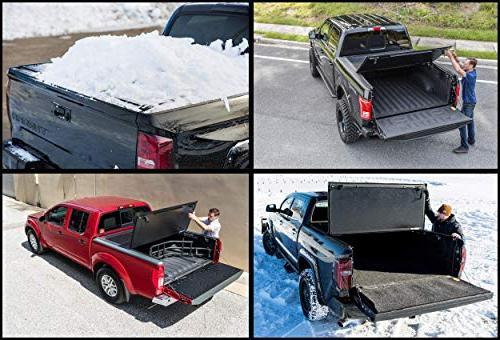 Gator Evo Hard Bi-Fold 2005-2015 Tacoma 5 FT Folding Tonneau Bed Cover Made The USA