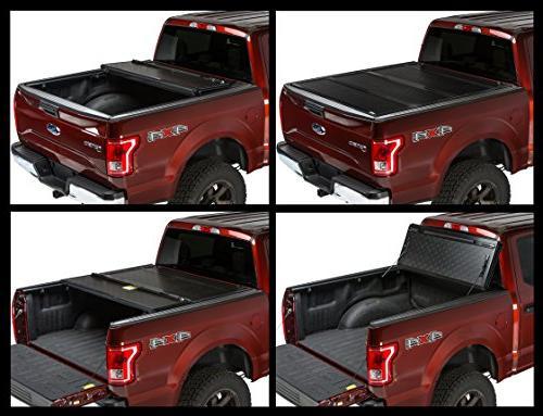 Gator Folding Tonneau Truck Bed Sierra