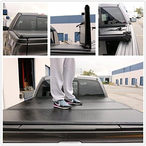 EZ Premium Tonneau For 2015-2017 Ford Inch Bed