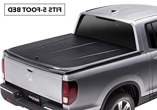 se one piece truck bed tonneau cover