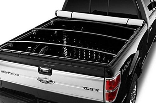 R&L Racing Snap-On Tonneau Cover Chevy Sierra 6.5 Short Bed