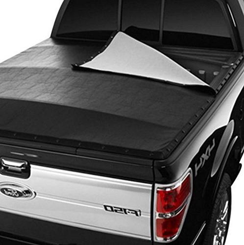 R&L Racing Snap-On Tonneau Cover Sierra Short Bed