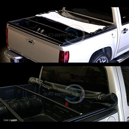 HS Power Snap-On Tonneau Cover 88-00 Chevy/Gmc Ck C10 6.5 Short Bed