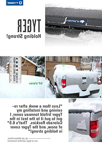 Tyger Auto TG-BC3T1032 Pickup 07-13 Tundra (withwithout utility