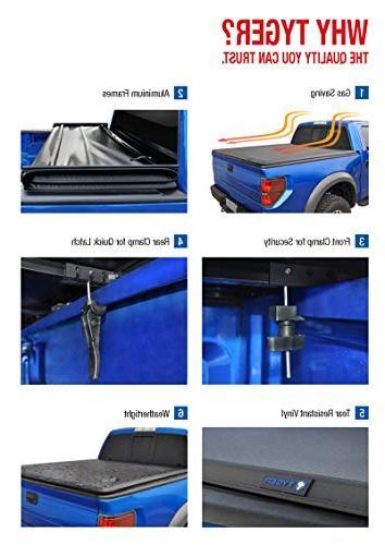 Tyger Auto 14-16 Tundra (withwithout utility