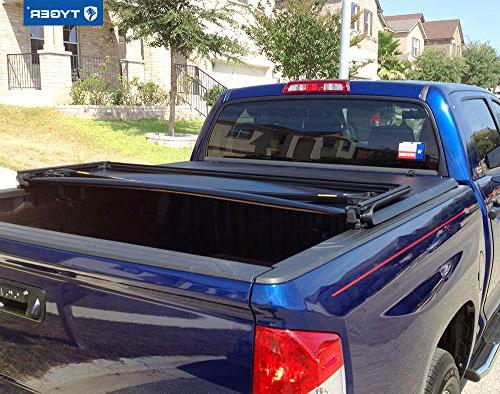 Tyger Auto TG-BC3T1432 Pickup Tonneau Cover (Fits 14-16 Toyota Tundra utility