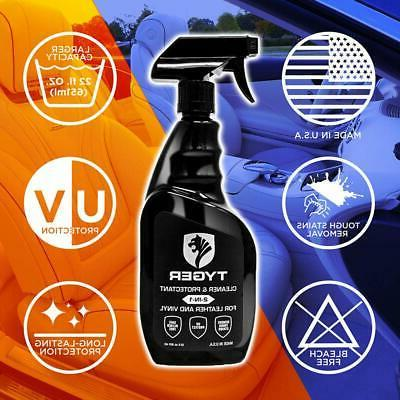 Tyger Auto Tonneau Cleaner & Protectant 2-in-1