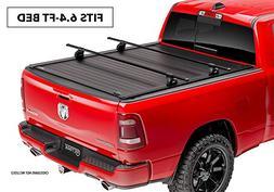 PowertraxPRO XR Retractable Truck Bed Cover RACK COMPATIBLE