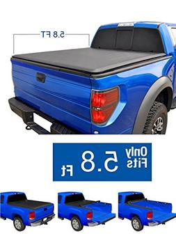 EZ Auto Roll Up Truck Bed Tonneau Cover For 2009-2017 DODGE