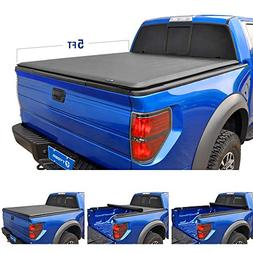 Tyger Auto T1 Roll Up Truck Bed Tonneau Cover TG-BC1N9034 wo