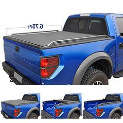 Tyger Auto T2 Low Profile Roll-Up Truck Bed Tonneau Cover TG
