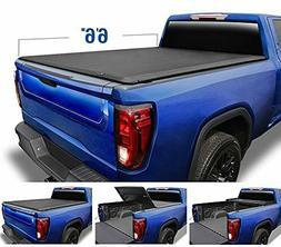Tyger Auto T3 Soft Tri-Fold Truck Bed Tonneau Cover Compatib