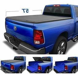 Tyger Auto T3 Soft Tri-Fold Truck Bed Tonneau Cover, Fleetsi