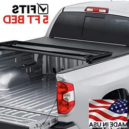 Toyota Tacoma Tonneau Cover 2005-2015 5 ft. bed Trident Fast