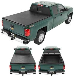 Bestop 18019-01 ZipRail Tonneau Cover for 1994-2003 Chevy/GM